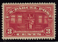 #Q 3 SUPERB OG NH, w/PSE (GRADED 98 (03/05)) CERT,  ONE OF THE FINEST, perfect stamp
