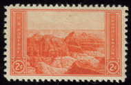 # 741 VF/XF OG NH, nice and fresh
