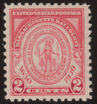 # 682 SUPERB JUMBO OG NH, w/PSE (05/07)) CERT,  a nice big stamp with terrific centering