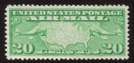 #C  9 SUPERB OG NH, w/PSE (GRADED 98 (12/07)) CERT, a large stamp with perfect centering,  Choice!