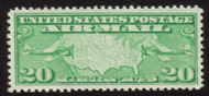 #C  9 XF OG NH, w/PSE (GRADED 90 (12/07)) CERT,  terrific color,  Fresh!