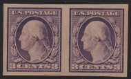 # 483 VF/XF OG NH, Pair, w/PSE (06/04) CERT,  fresh