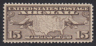 #C  8 XF-SUPERB OG NH w/PSE (GRADED 95 09/09)) CERT, Rich Coloring, Nice Centering
