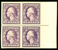# 484 VF/XF OG NH, Right Arrow Block,  SELECT!