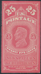 #PR  3 SUPERB no gum as issued, Hinged, small thin,  Fresh color