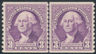 # 721 VF/XF OG NH, Line Pair, w/PSE (GRADED 85 (02/08)) CERT, tough could to find this nice,  CERT 01164742