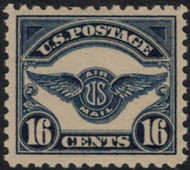 #C  5 VF/XF OG NH, bold color, Post Office Fresh!