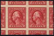 # 409 GEM OG NH, Pair, w/PSE (GRADED 100 JUMBO (09/17)) CERT, only 5 exist at this grade!  SELECT PAIR!
