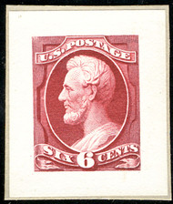 # 208P2 SUPERB, small die proof,   Super eye popping color,   CHOICE GEM!
