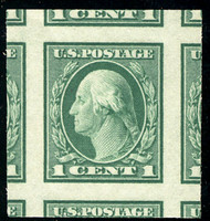 # 481 GEM OG NH, w/PSE (GRADED 100 JUMBO (06/17) CERT,  a perfectly boxed stamp