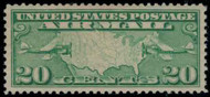#C  9 SUPERB OG NH, w/PSE (GRADED 98 (01/18)) CERT, near perfect, nice large margins and fresh color,   SUPER GEM!