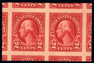 # 577 JUMBO GEM OG NH,  Pair, w/PSE (GRADED 100 JUMBO (05/18)) CERT, TOP OF THE POPULATION!  A wonderful pair with super color and margins,  CHOICE!