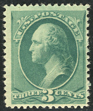 # 207  F/VF OG NH, w/PSE (01/03) CERT (copy), deep rich color, Fresh!