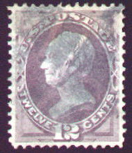 # 151 SUPERB, w/PSE (07/07) CERT,  light toning on the reverse only, super stamp with even margins,  Tough to find this nice