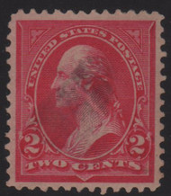 # 267 VF/XF, w/PSE (GRADED 85 (03/08)) CERT, light cancel