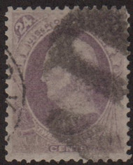 # 153 VF/XF, used select stamp,  nice cancel