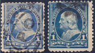 # 246, 247 Very nice appearing for our price, TAKE A LOOK, may have faults!