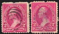 # 249, 250 used, Very nice appearing for our price, TAKE A LOOK, may have faults!