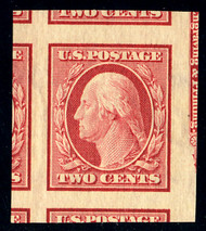 # 344 GEM OG NH, w/PSE (GRADED 100 (05/18)) CERT, a super stamp with only 3 grading higher,   VERY FRESH!!