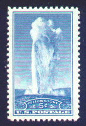# 744 SUPERB JUMBO OG NH, nice stamp n1092