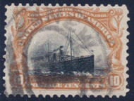 # 299 F/VF, nice and fresh, 'sinking ship' variety