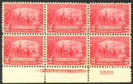 # 329 VF plus OG H, wonderfully centered plate,  this is a super tough issue to find nice,  CHOICE!