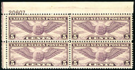 #C 16 VF/XF OG NH, extremely well centered for this issue,  CHOICE!