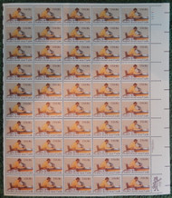 #1925 Disabled People, VF OG NH, Full Sheet, Post Office Fresh, STOCK PHOTO!