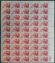 #2011 20c Aging Together, VF OG NH, Full Sheet, Post Office Fresh, STOCK PHOTO!