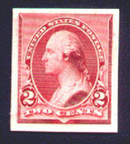 # 220 P4 SUPERB, proof on card,   Very Fresh!