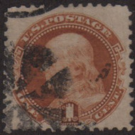 # 112 VF+ Fancy cancel, VERY NICE