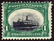 "# 294 F-VF OG Hr, Low ""ship"", Nice!"