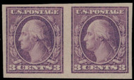 # 483 F/VF OG NH Pair, Nice! (Stock Photo - you will receive a comparable stamp)