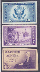 # 754, 755, 771 F/VF NGAI, Nice!  **Stock Photo - you will receive comparable stamps**
