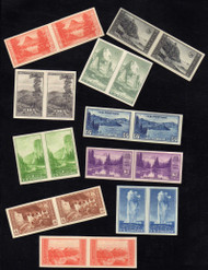 # 756 - 765 F/VF NGAI Pairs, Great Set! **Stock Photo - you will receive a comparable set**