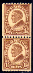 # 605 SUPERB OG NH, Pair,  Select Mint Pair, Outstanding!