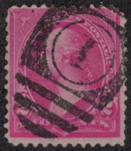 # 252 F/VF used, Rich Color, Fresh!