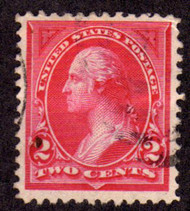 # 265 XF-SUPERB, a stellar stamp for this issue, nice large margins, fresh color, TOUGH TO IMPROVE UPON!