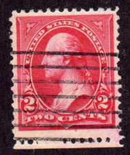 # 252 VF, scarce stamp to find this nice, Under cataloged
