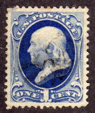 # 182 XF-SUPERB, faintly canceled, super centering, CHOICE!