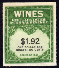 #RE152 VF NH, no gum as issued, Fresh