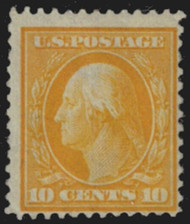 # 338 F/VF OG NH, nice for this issue