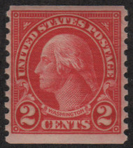 # 599 F/VF OG NH, nice fresh stamp,  (Stock Photo - you will receive a comparable stamp)