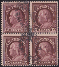 # 417 F/VF, Block, getting tough to find used blocks