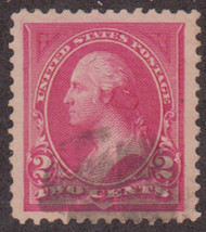 # 250 XF JUMBO, HUGE STAMP, seldom seen so BIG!