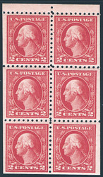 # 463a VF OG H, well centered, large margins