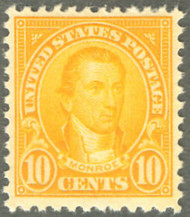 # 562 XF OG NH, post office fresh color, Choice!