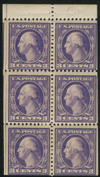 # 502b F/VF OG NH, bold color, Fresh!