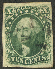 #  15 VF/XF, large margins, Fresh!