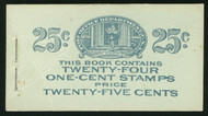 # 498e BK55 COMPLETE BOOK, post office fresh, Super Nice booklet!